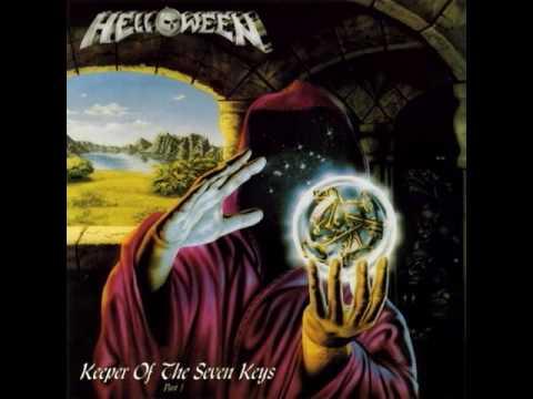 helloween keeper 7 keys