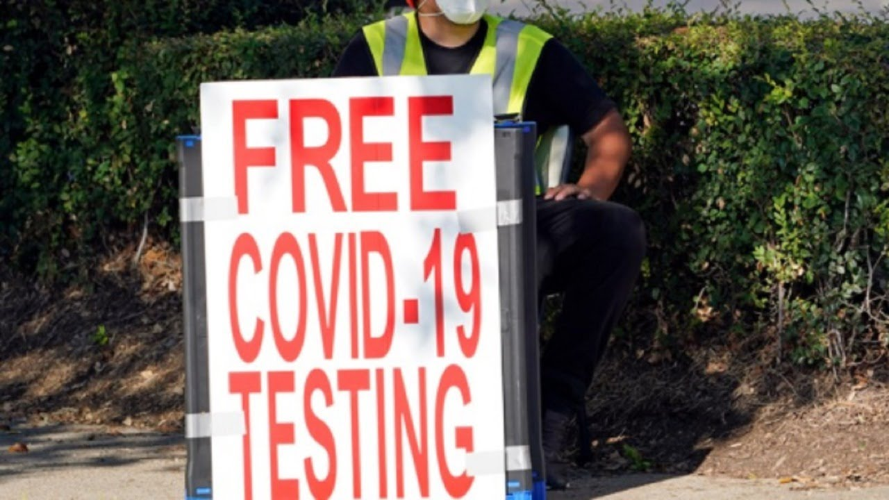 San Diego County And Mexican Consulate Announce Free No Appointment Covid 19 Testing Site Cbs8 Com