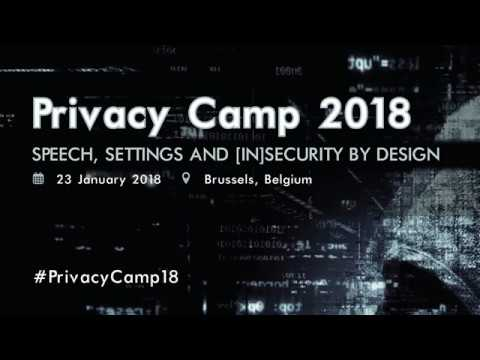Privacy Camp 2018: Digital Privacy – low and high hanging fruits, and how to pick them.