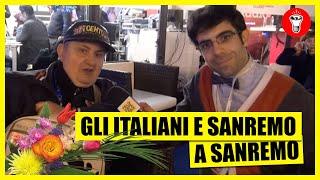 Gli Italiani e il Festival di Sanremo a Sanremo - TELO MARE TELO CHIEDO - theShow