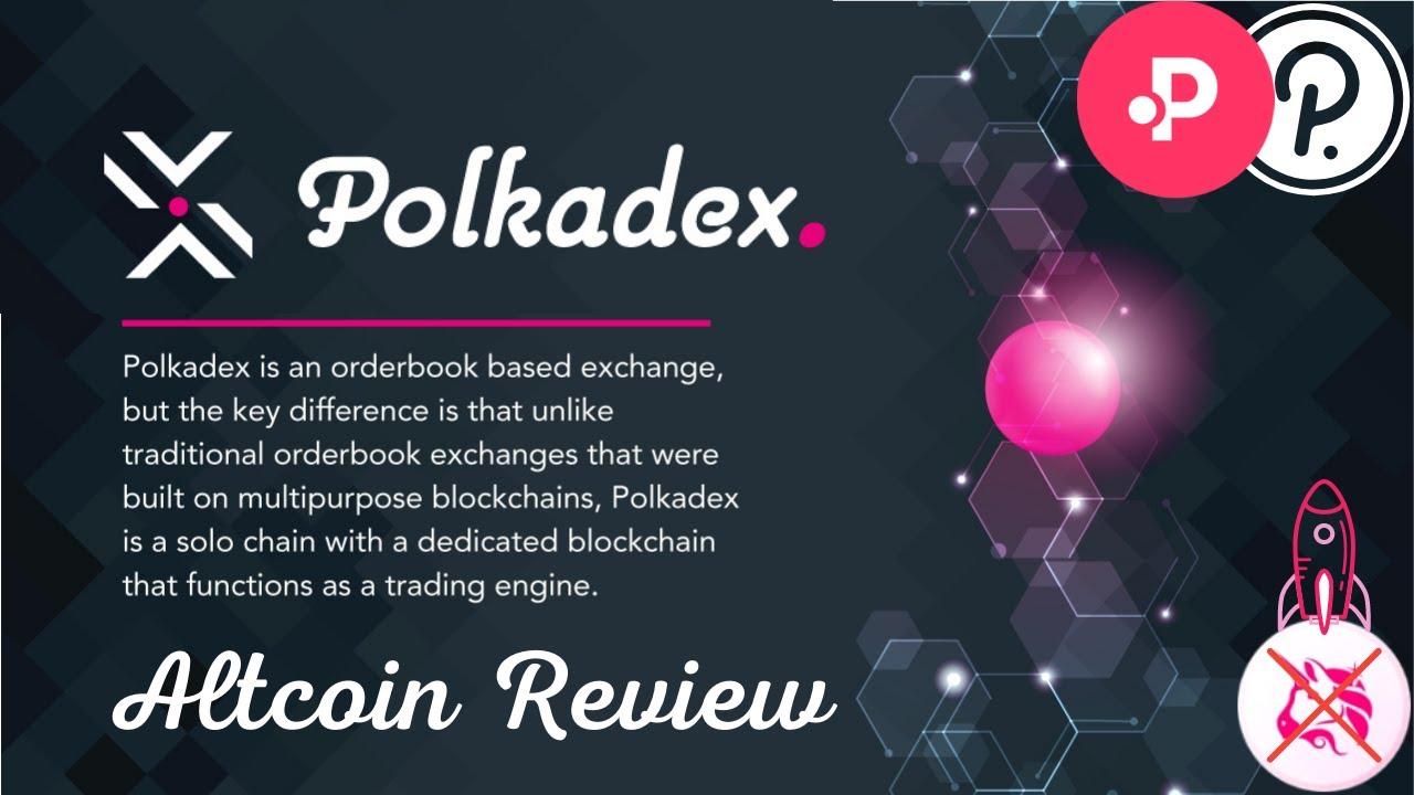 Polkadex {PDEX} Altcoin Review: Polkadot's New Decentralized Exchange Play - Uniswap {UNI}