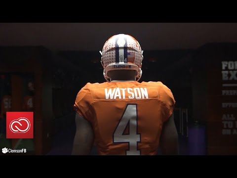 NAB Show 2016: Social Video & Content Velocity for Clemson Athletics | Adobe Creative Cloud