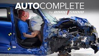 AutoComplete: Ford Escape fails a key crash test