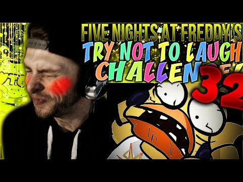 Vapor Reacts #608   [FNAF SFM] FIVE NIGHTS AT FREDDY'S TRY NOT TO LAUGH APRIL FOOL'S REACTION #32