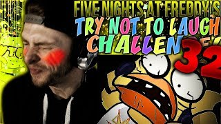 Vapor Reacts #608 | [FNAF SFM] FIVE NIGHTS AT FREDDY'S TRY NOT TO LAUGH APRIL FOOL'S REACTION #32