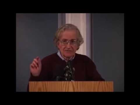 [HOT] Noam Chomsky - Globalization
