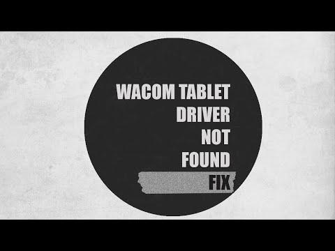 wacom cintiq 13hd driver problem