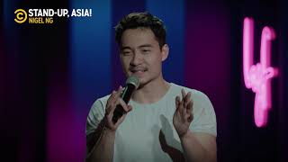 Nigel Ng (Uncle Roger) On Getting Spanked As A Kid - Stand-Up, Asia! |Comedy Central Asia
