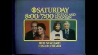 The Bob Newhart Show & CBS On The Air 1978 Promo