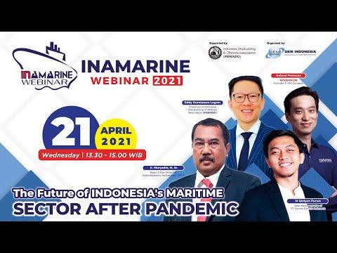 INAMARINE Webinar 2021