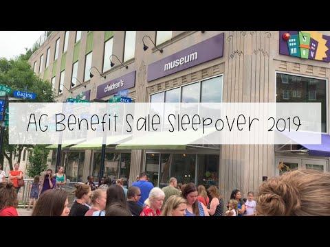American Girl Benefit Sale Sleepover At Madison Children's Museum!