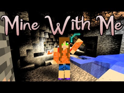 """Mine With Me"" A Minecraft Song Parody of Taylor Swift's ""You Belong With Me"""