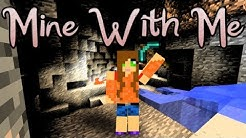 """""""Mine With Me"""" A Minecraft Song Parody of Taylor Swift's """"You Belong With Me"""""""