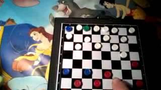 Игра в шашки по новым правилам