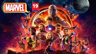Avengers Infinity War Explained in Hindi | MCU Movie 19 Explained In Hindi