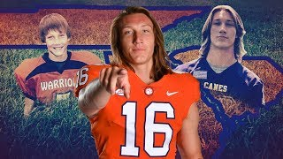 They tried to tell us about trevor lawrence, he made listen | college football