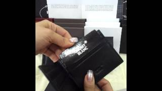 REVIEW MONEY clip MONT BLANC