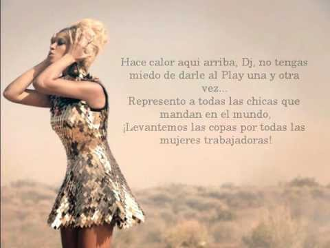Beyoncé - Run The World (Girls) (Subtitulos en Español)