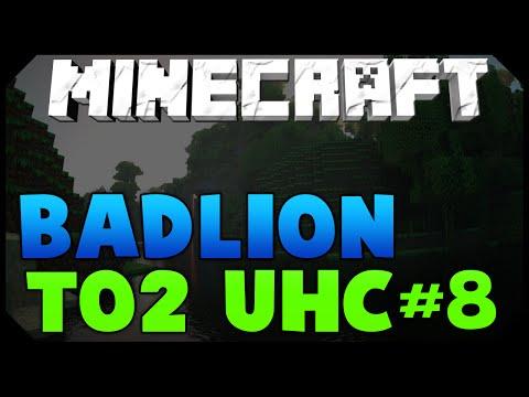 Minecraft: BADLION 250 MAN UHC #8 [INTENSE ENDING!] w/AciDic BliTzz!