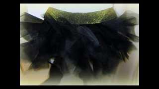 Юбка из фатина - Хризантема. Нарядная(Как сшить нарядную юбку или платье, используя простую технику и обыкновенный фатин., 2013-04-30T17:39:26.000Z)