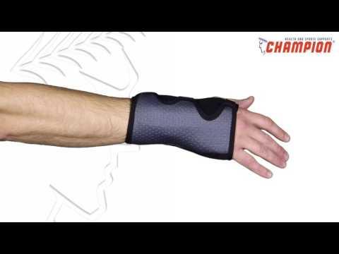 Champion Wrist Product Demo