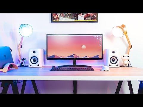 Mon plus BEAU SETUP MacBook Pro (2018)