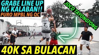 TOP PLAYER NG PANDAYAN BULACAN KALABAN - SOLID LINE UP - ANG BIGAT (DAYO: S1. E18.) | S.2. vlog 44