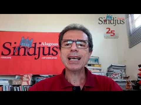 25 anos de fundação do Sindjus-AL