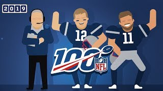 100 Years of NFL History In Under 4 Minutes!