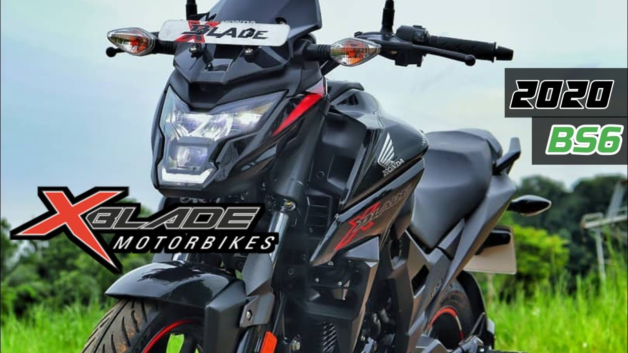 2020 Bs6 Honda X Blade Fi Coming Soon Price Features Changes