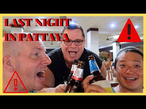 LAST NIGHT IN PATTAYA THAILAND V461