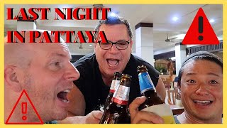 LAST NIGHT IN PATTAYA THAILAND V461