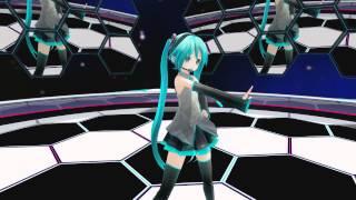 [MMD + Vocaloid] Caramelldansen (Japanese Version) - Hatsune Miku