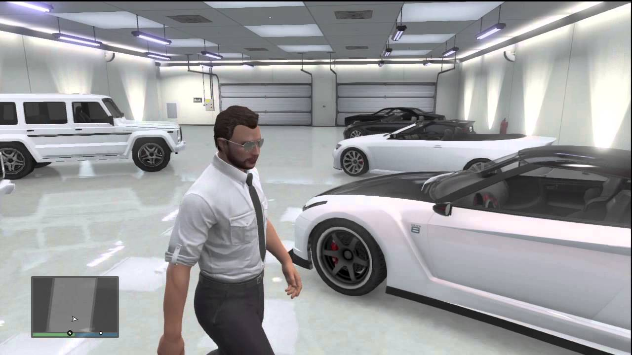 Gta 5 Online Most Expensive Garage In The Game Pimped Out