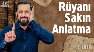 RÜYANI SAKIN ANLATMA - RÜYA TABİRLERİ  Mehmet Yıldız