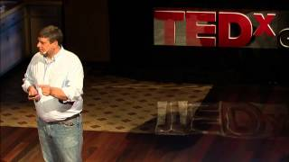 From personal need to helping all caregivers | Scott Silknitter | TEDxGreensboro