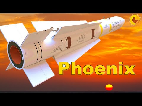 AIM-54 Phoenix: A Class Of Its Own