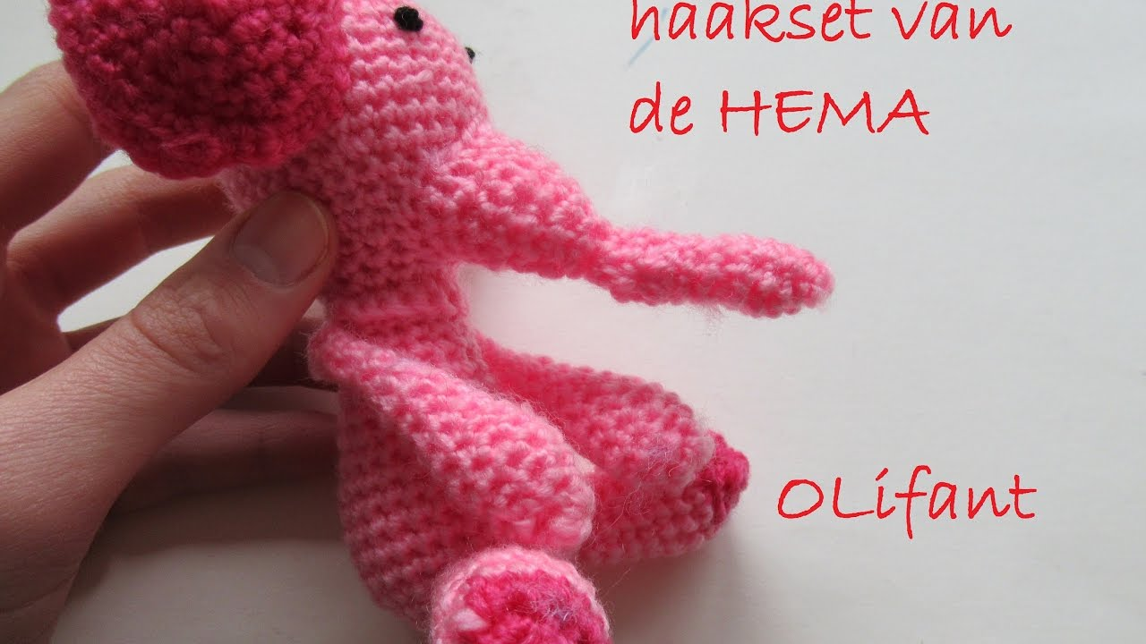 Diy Olifant Haken Youtube