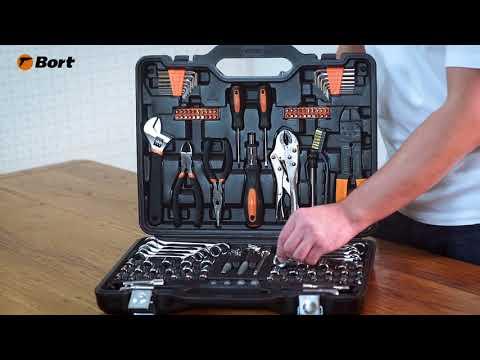 Набор ручного инструмента BTK-123