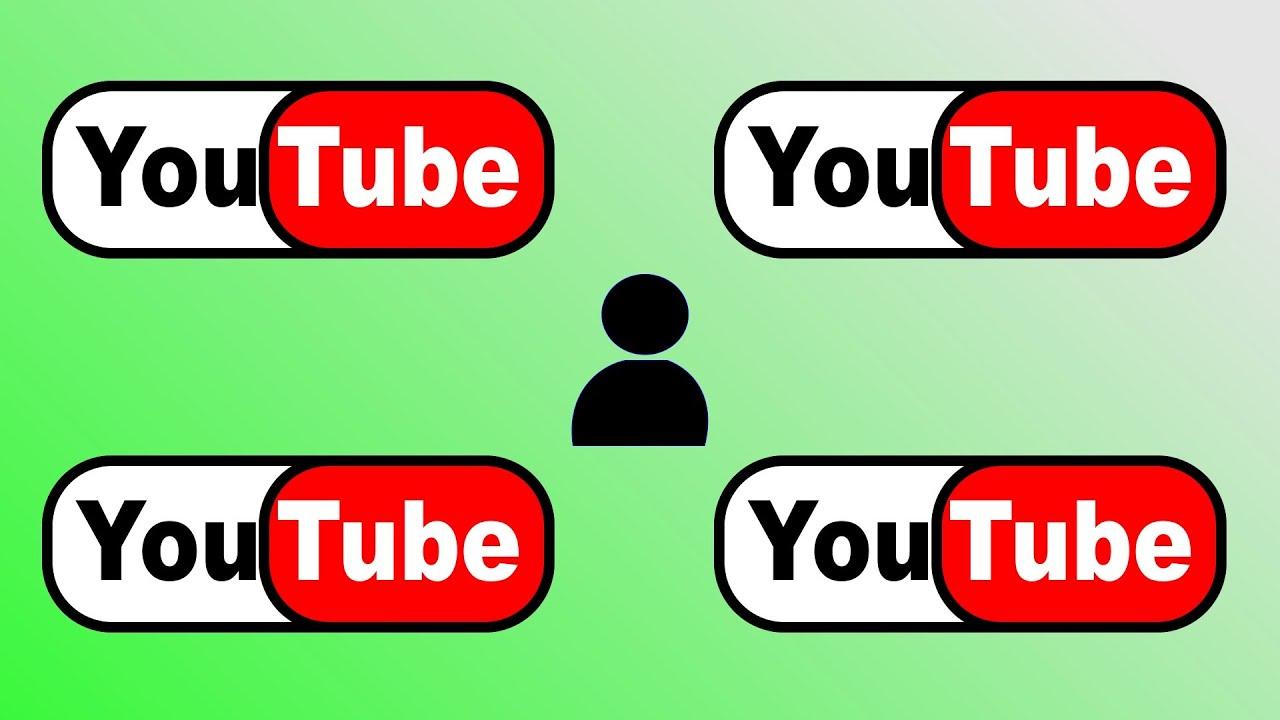Youtube Mehrere Kanäle