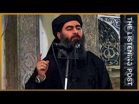 The return of Abu Bakr al-Baghdadi- Video evidence | The Listening Post (Full)
