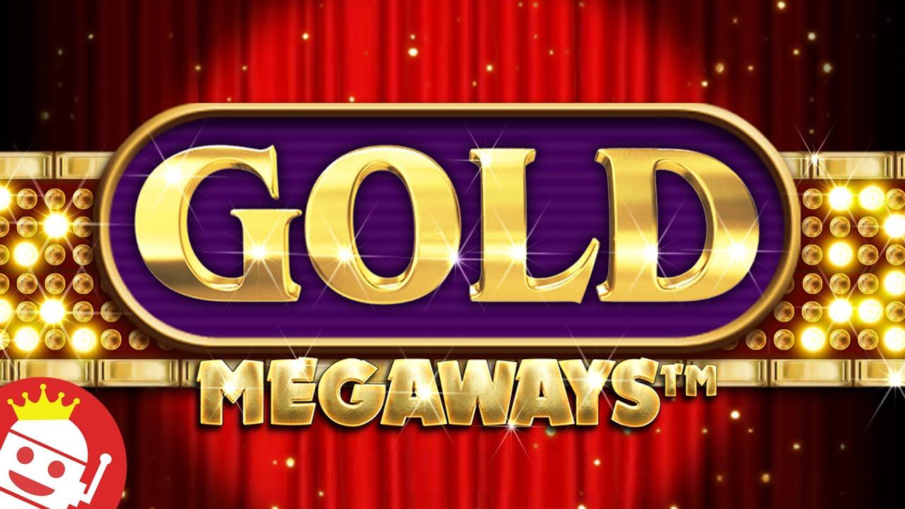 GOLD MEGAWAYS 💛 (BIG TIME GAMING) SLOT