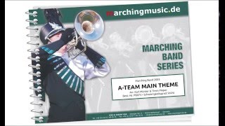 Download Mp3 THE A TEAM (Theme From) - Arrangement For Marching Band