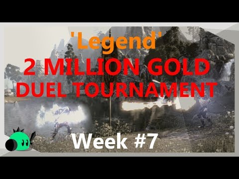 'LEGEND' 2M GOLD DUEL TOURNAMENT (PC NA) | Week 7 Full Commentary