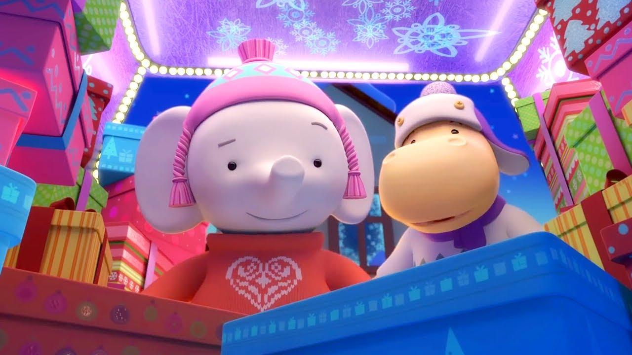 ? Тима и Тома – Серия 15 – Новогоднее чудо ? | Новый приключенческий мультик для детей