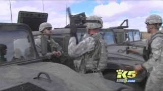 Washington State National Guard Secret Deployment.
