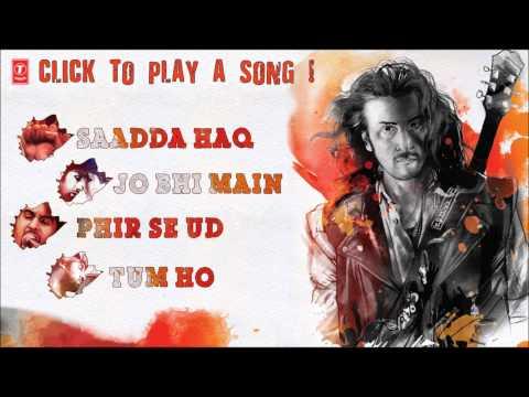 Rockstar Full Songs Jukebox