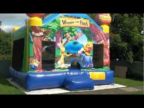 Bouncy castle hire auckland