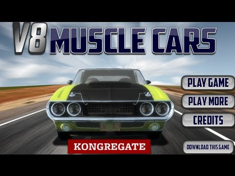 Muscle Cars Walkthrough Turbo Nuke Gameplay By Magicolo Youtube