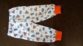 Como costurar calça com punho